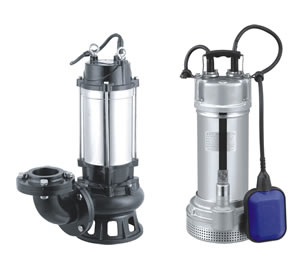 WQ不锈钢污水提升泵