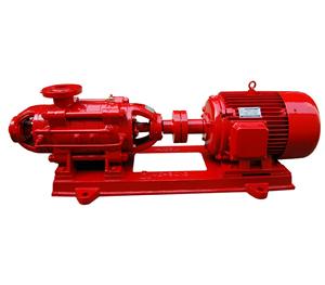 XBD-D型卧式多级消防泵