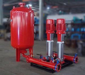 消防增压稳压供水机组