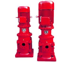 XBD-DL型立式多级消防泵