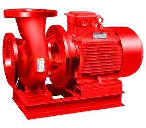 XBD-ISG(ISW)型消防泵