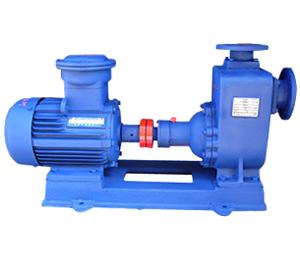CYZ型防爆自吸溶剂油泵