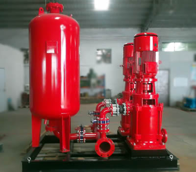 QXG(XQB)系列消防气压给水设备