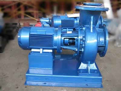 HW型节能混流泵