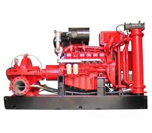 XBC型柴油消防机组
