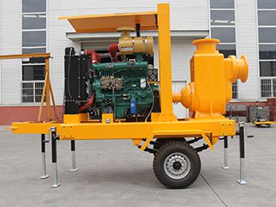 XBC自吸式柴油水泵机组