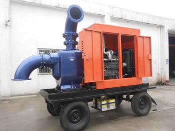 XBC移动式柴油机自吸泵